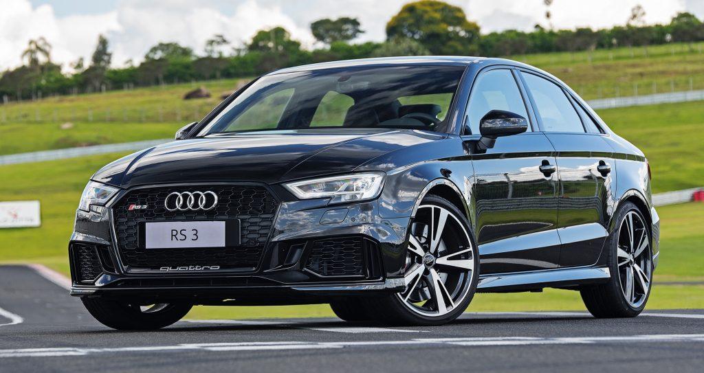 Audi RS 3 Sedan reúne o melhor de dois mundos: conforto Premium e performance extrema