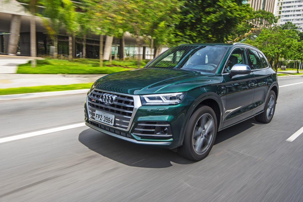 Audi SQ5 2018, utilitário com desempenho esportivo, chega à Audi Center Teresina