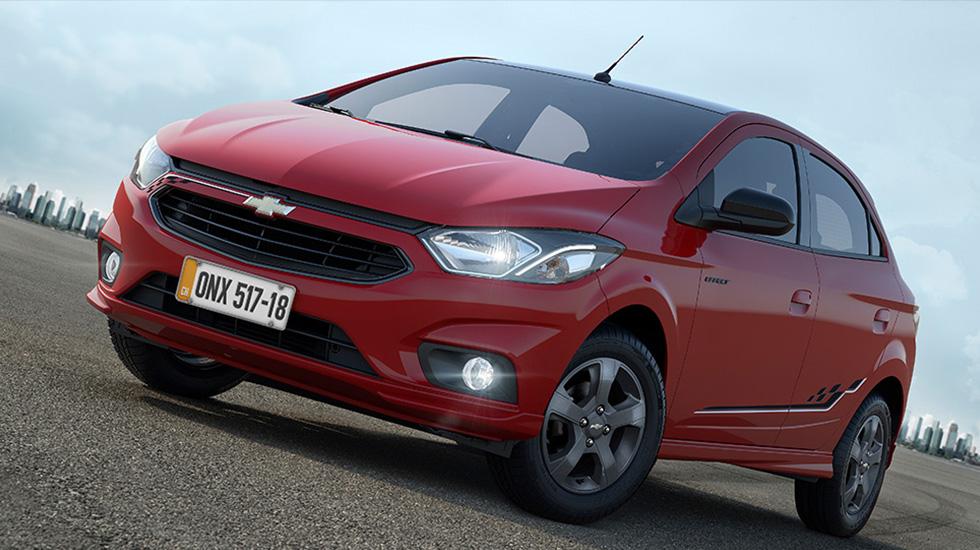 Líder de vendas, Chevrolet Onix chega ao marco de 1 milhão de unidades fabricadas no Brasil