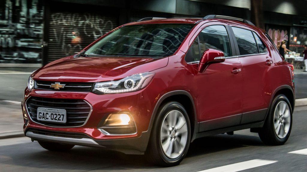 Chevrolet Tracker alia robustez de SUV com boa performance e conforto de nível Premium
