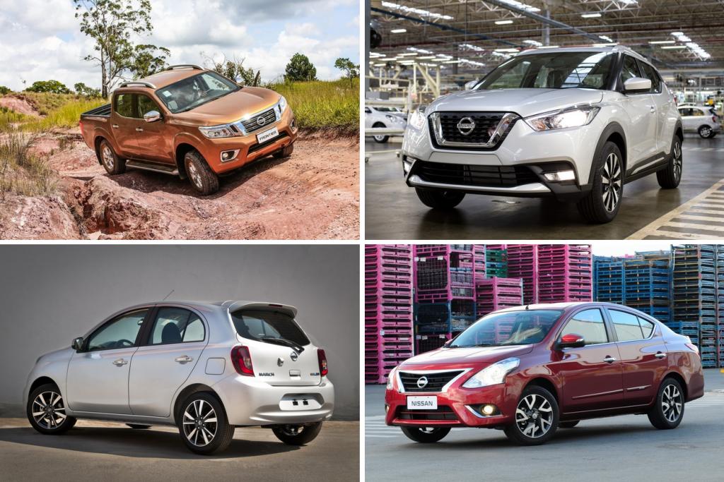 Nissan registra crescimento recorde de vendas e participação de mercado na América Latina