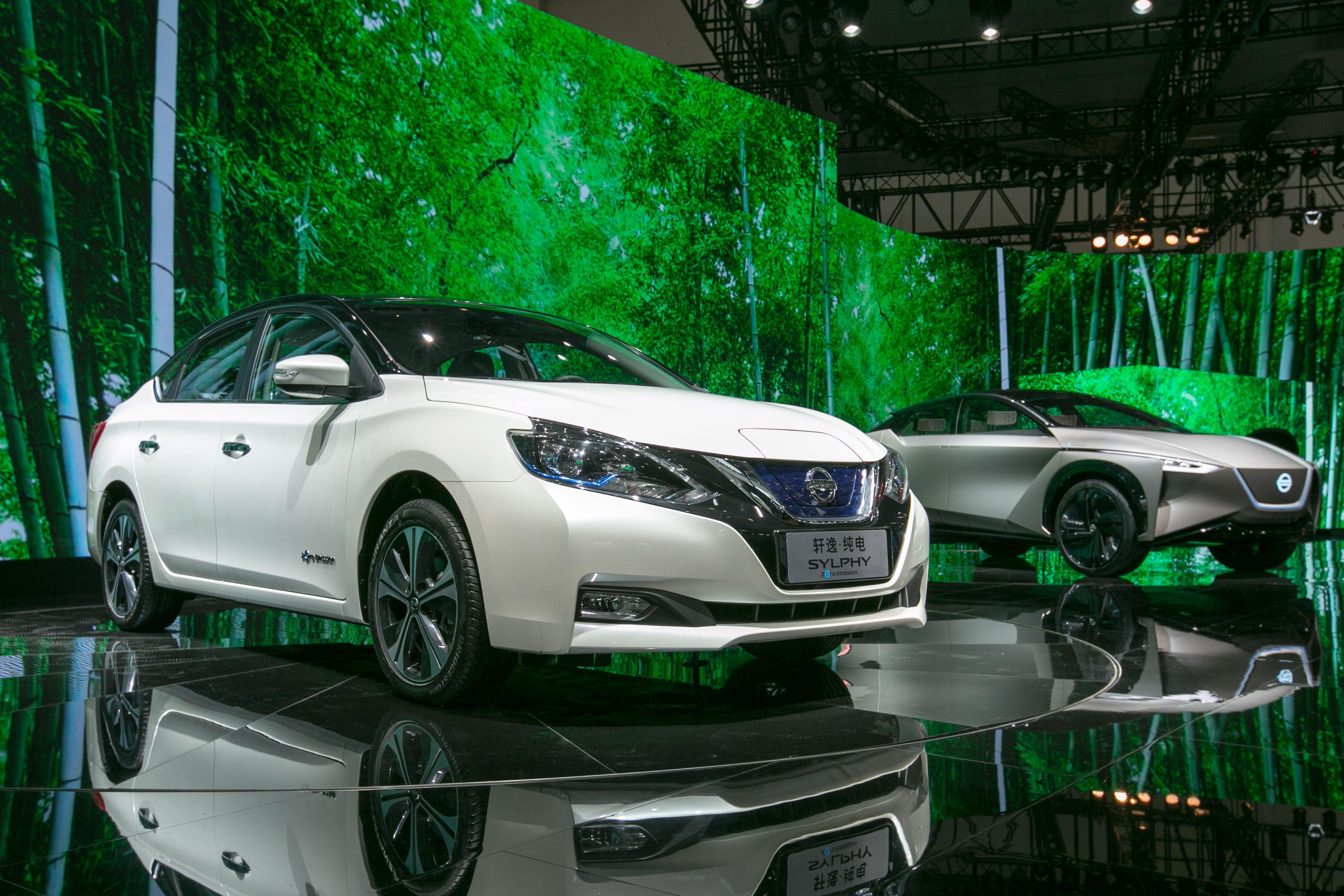 Nissan irá eletrificar o Salão do Automóvel de São Paulo com gama de carros zero emissão