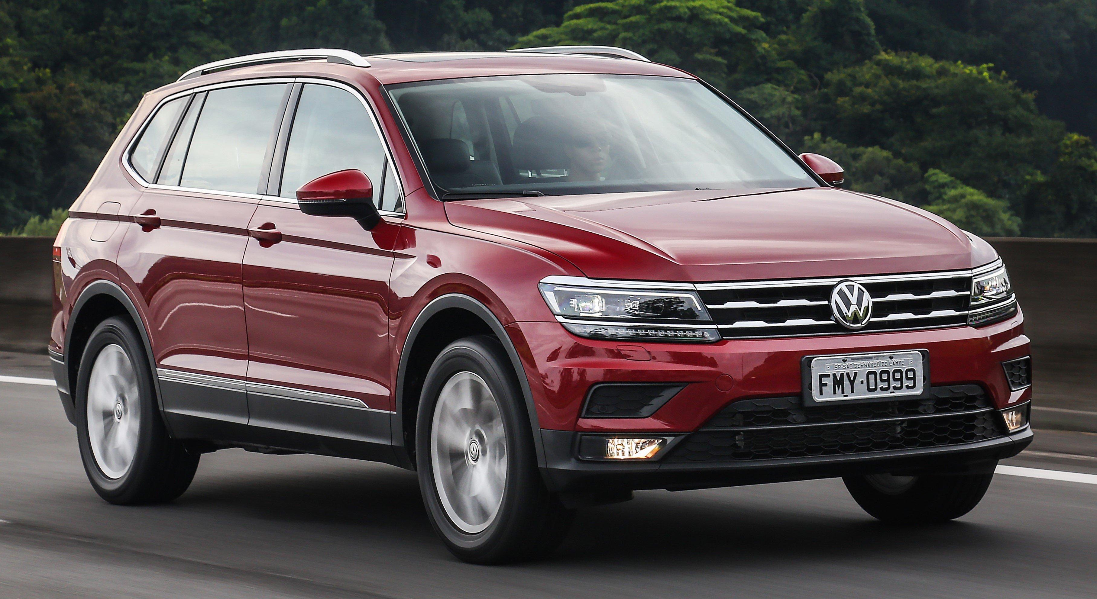 Volkswagen celebra 5 milhões de unidades produzidas do Tiguan: sucesso no Brasil e no mundo