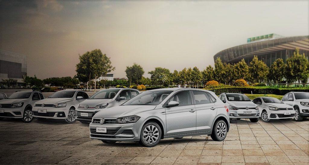 Volkswagen cresce mais que o dobro do mercado em vendas no 1º trimestre de 2018 no Brasil