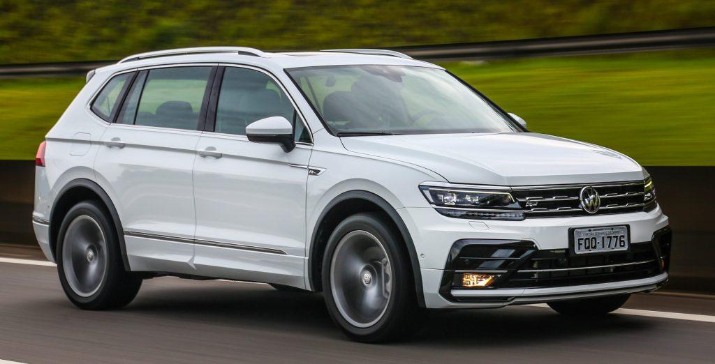 Nova geração do Volkswagen Tiguan está maior, mais tecnológica e segura: confira detalhes