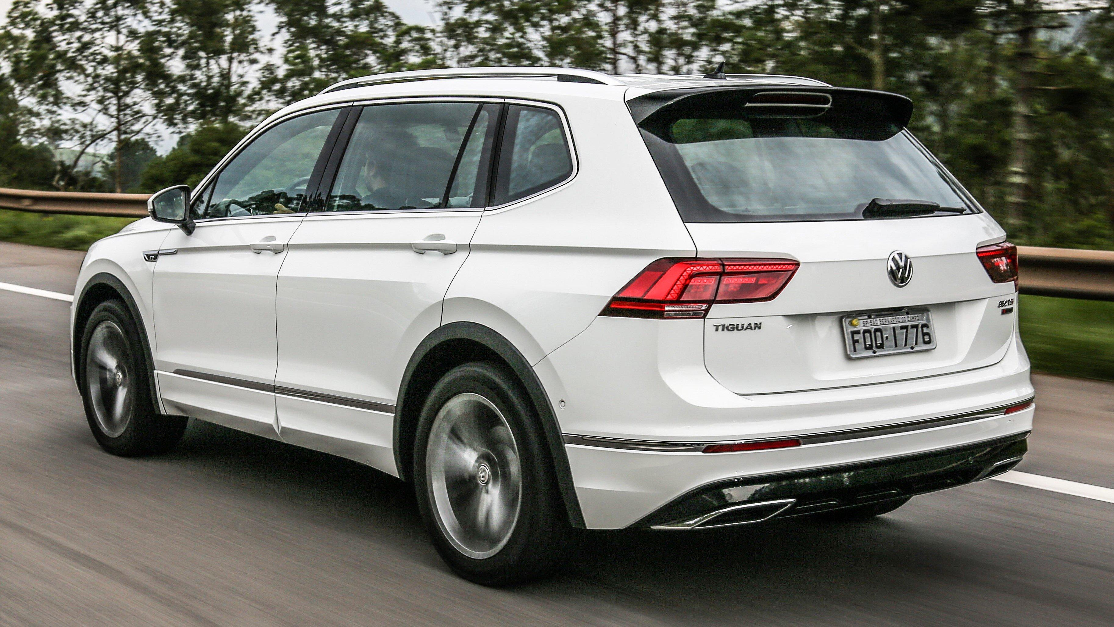 Volkswagen Tiguan Allspace E Amarok V6 Sao Eleitos Melhores Carros De Suas Categorias