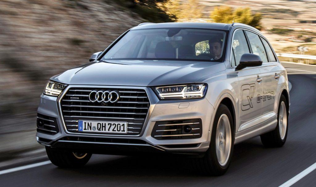 Nova estratégia corporativa da Audi inclui produção de 800 mil carros elétricos em 2025