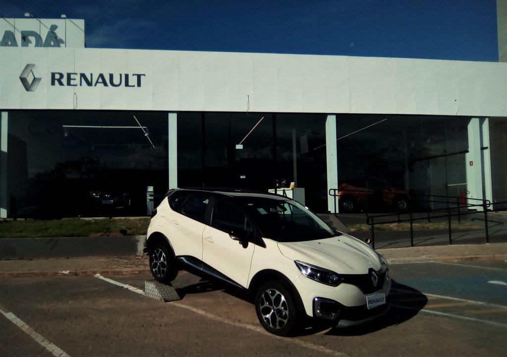 Renault Minuto chega a Teresina com nova experiência de serviços e mais conforto para você!