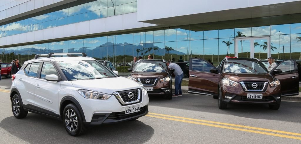 SUV que conquistou o Brasil, Nissan Kicks completa um ano de sucesso no mercado nacional