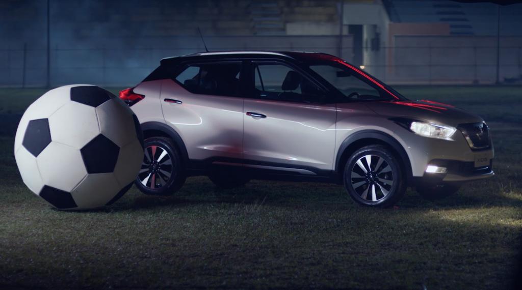 Mobilidade Inteligente da Nissan se une ao futebol durante a Final da UEFA 2018