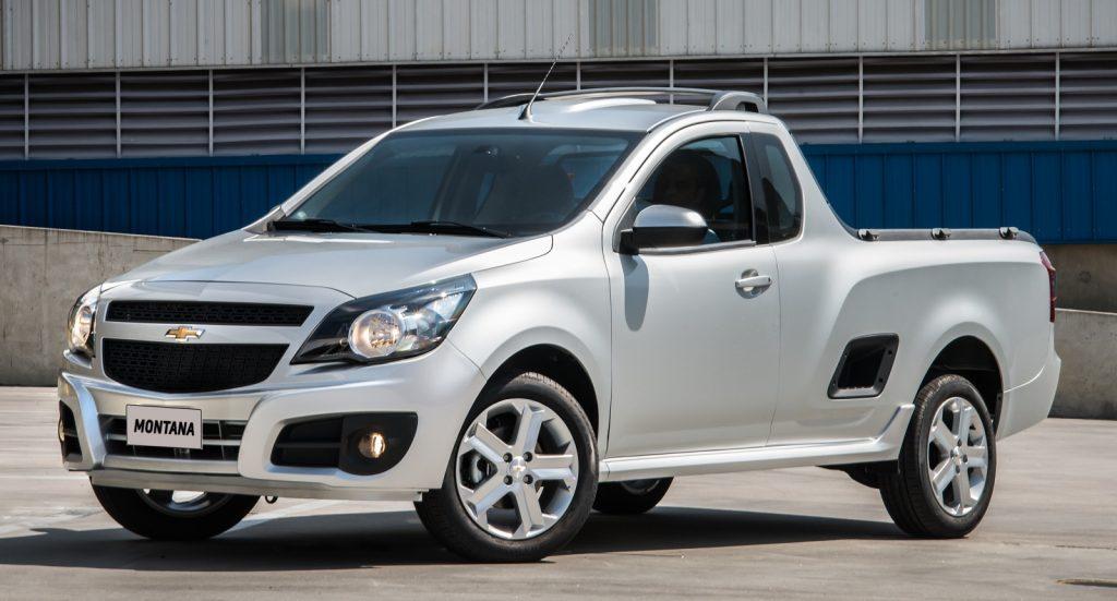 Chevrolet Montana 2019 chega como a picape com menor custo de propriedade do Brasil