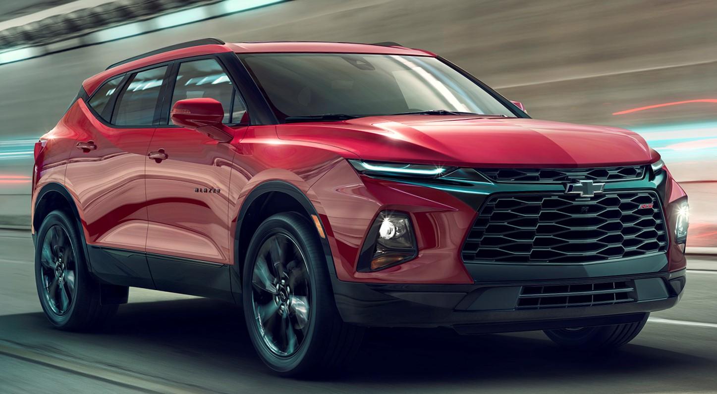 Chevrolet revela nova Blazer, muito mais tecnológica, potente e com jeitão de Camaro