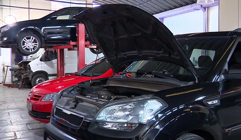 Investigação aponta que oficina instalou peças não-originais em veículo oficial no Rio Grande do Sul