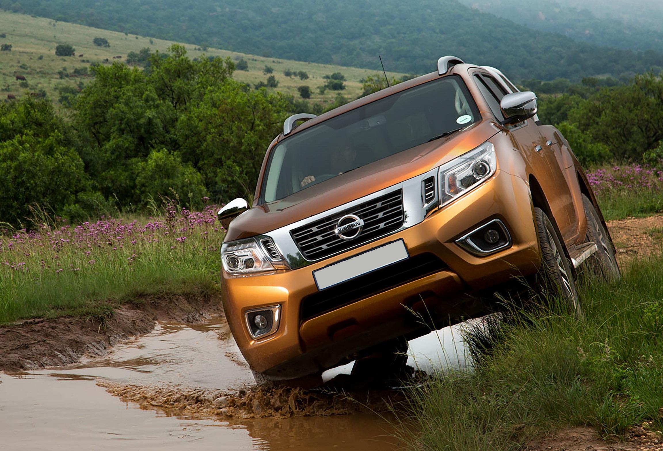 Nissan Frontier, picape forte de verdade, entra na fase final de pré-produção na Argentina