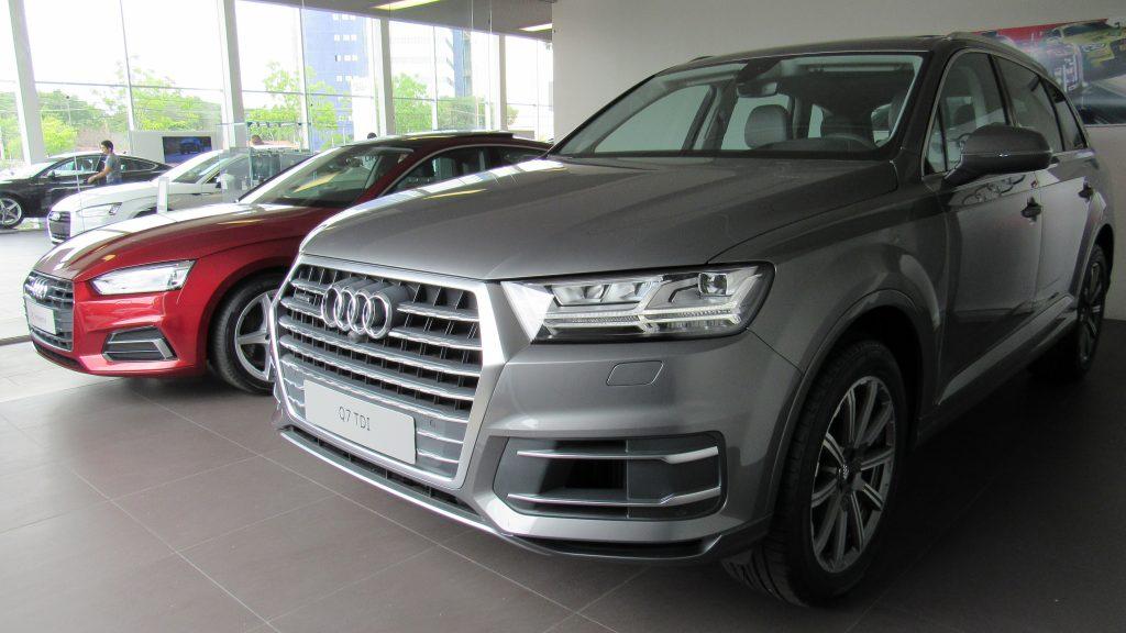 Vendas da Audi sobem em maio na comparação com o ano anterior; SUVs são destaque