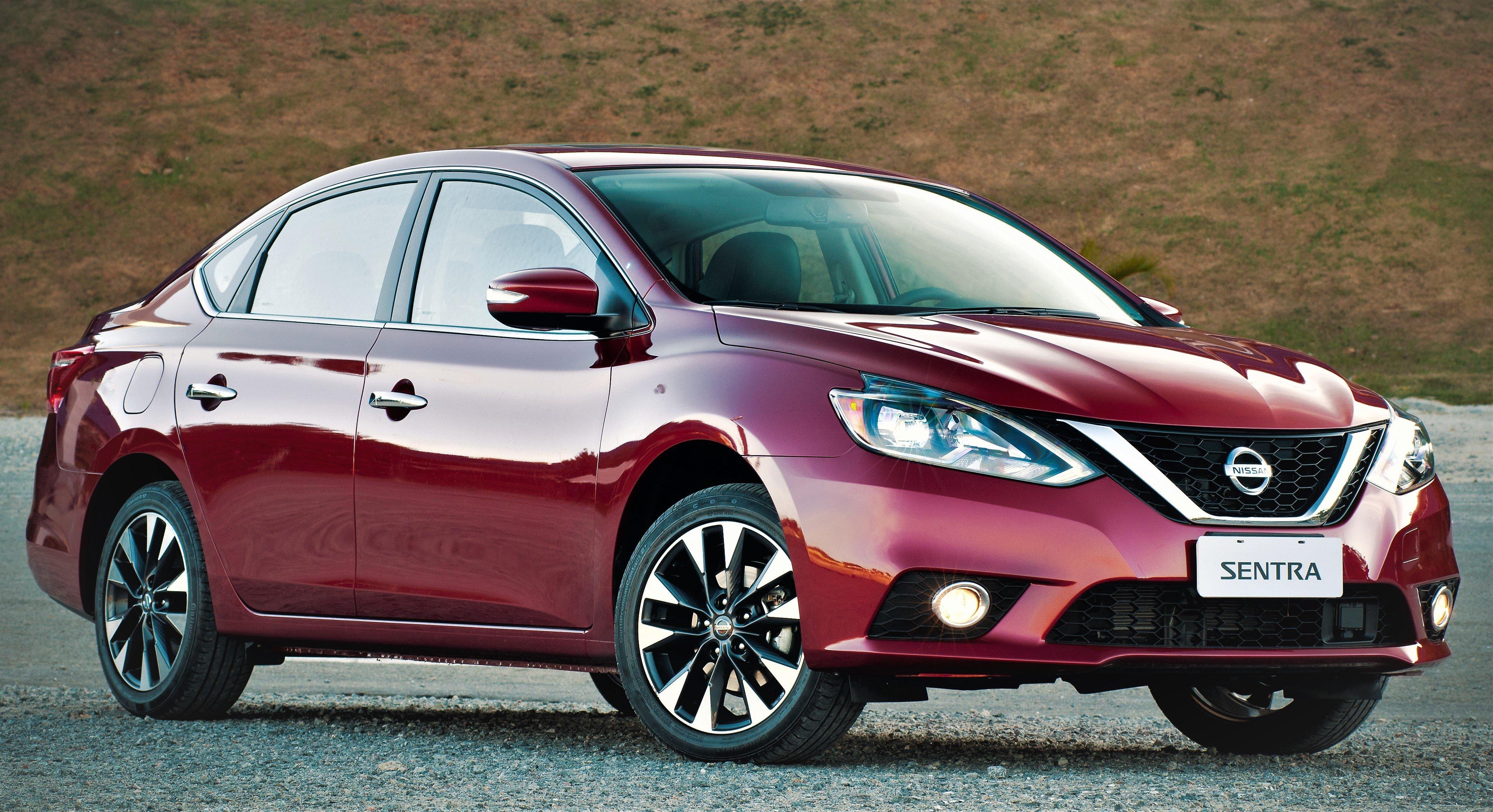 Nissan Sentra ganha conectividade com o novo sistema multimídia na linha 2019