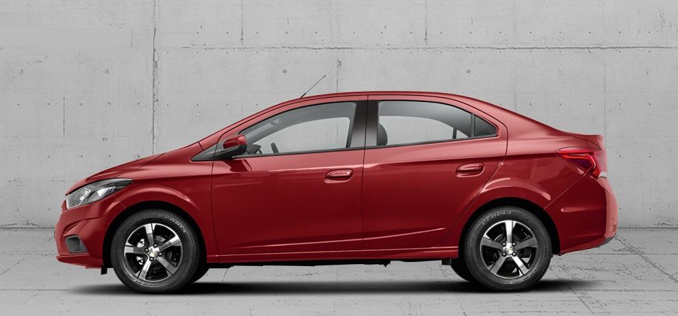 Sedan mais vendido do Brasil, Chevrolet Prisma está ainda mais completo na linha 2019