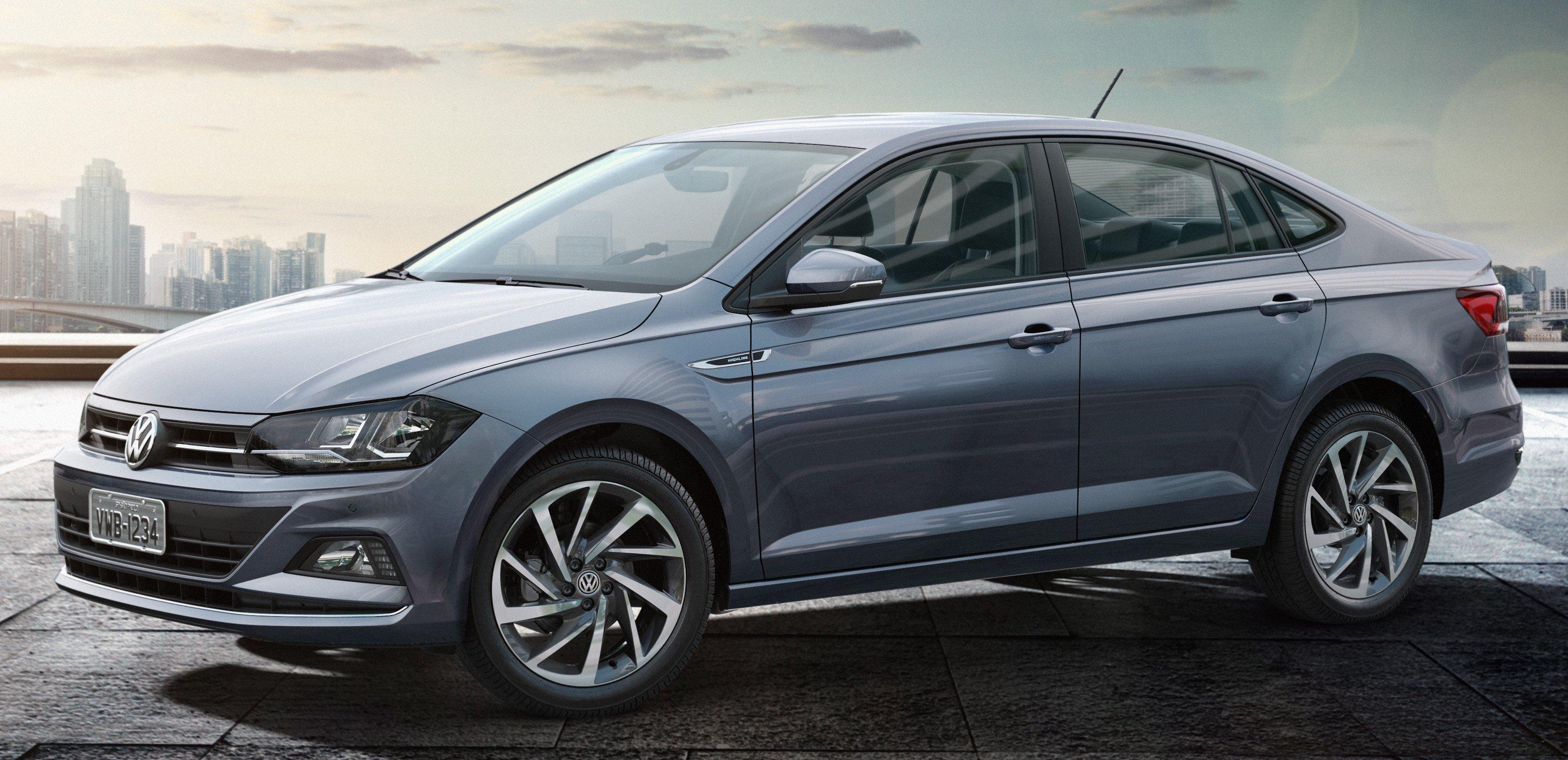 Volkswagen Virtus Highline é eleito a melhor compra entre todos os carros de seu preço no Brasil