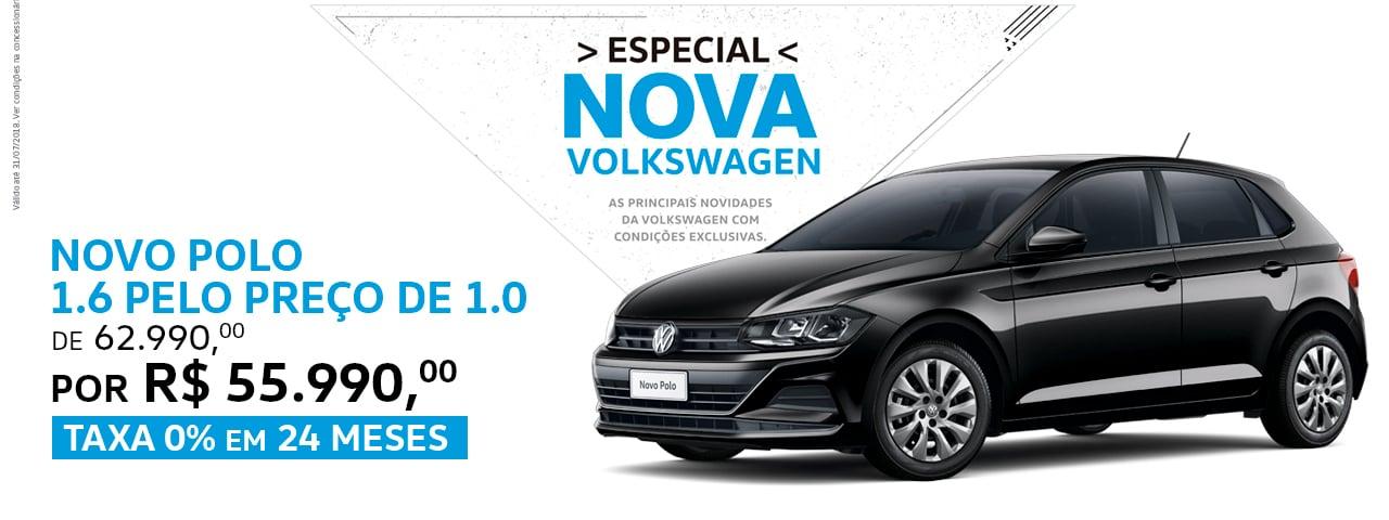 Ofertas Alemanha Veículos: confira as condições especiais para sair de Volkswagen zero!