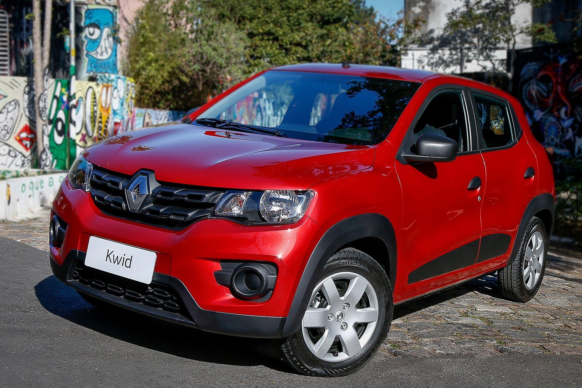 Renault Kwid Zen é eleito a melhor compra do Brasil entre todos os carros até R$ 45 mil