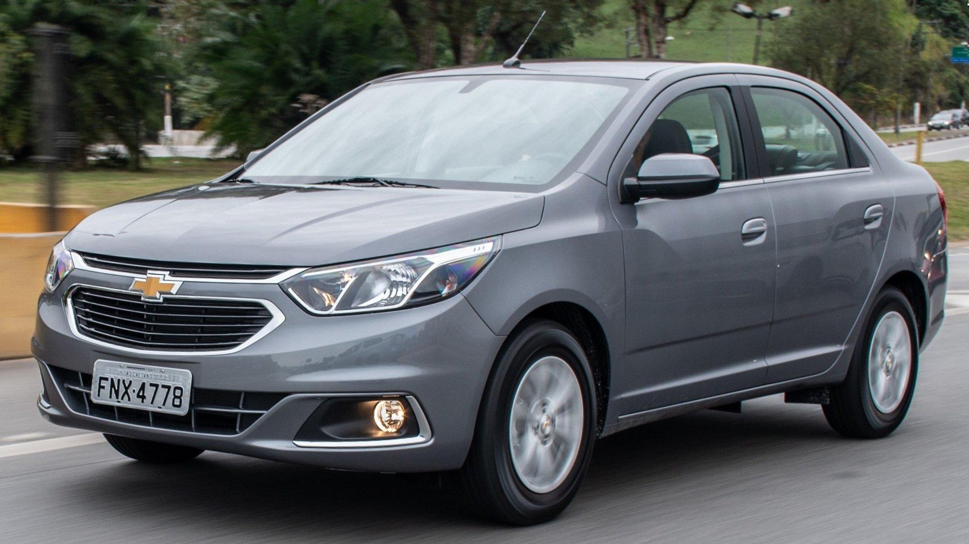 Chevrolet Cobalt estreia linha 2019 com nova versão para portadores de necessidades especiais