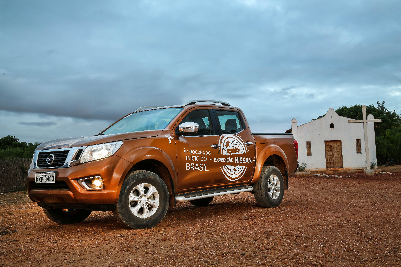 Expedição Nissan Frontier busca vestígios da civilização humana em sítios de arte rupestre do Pará