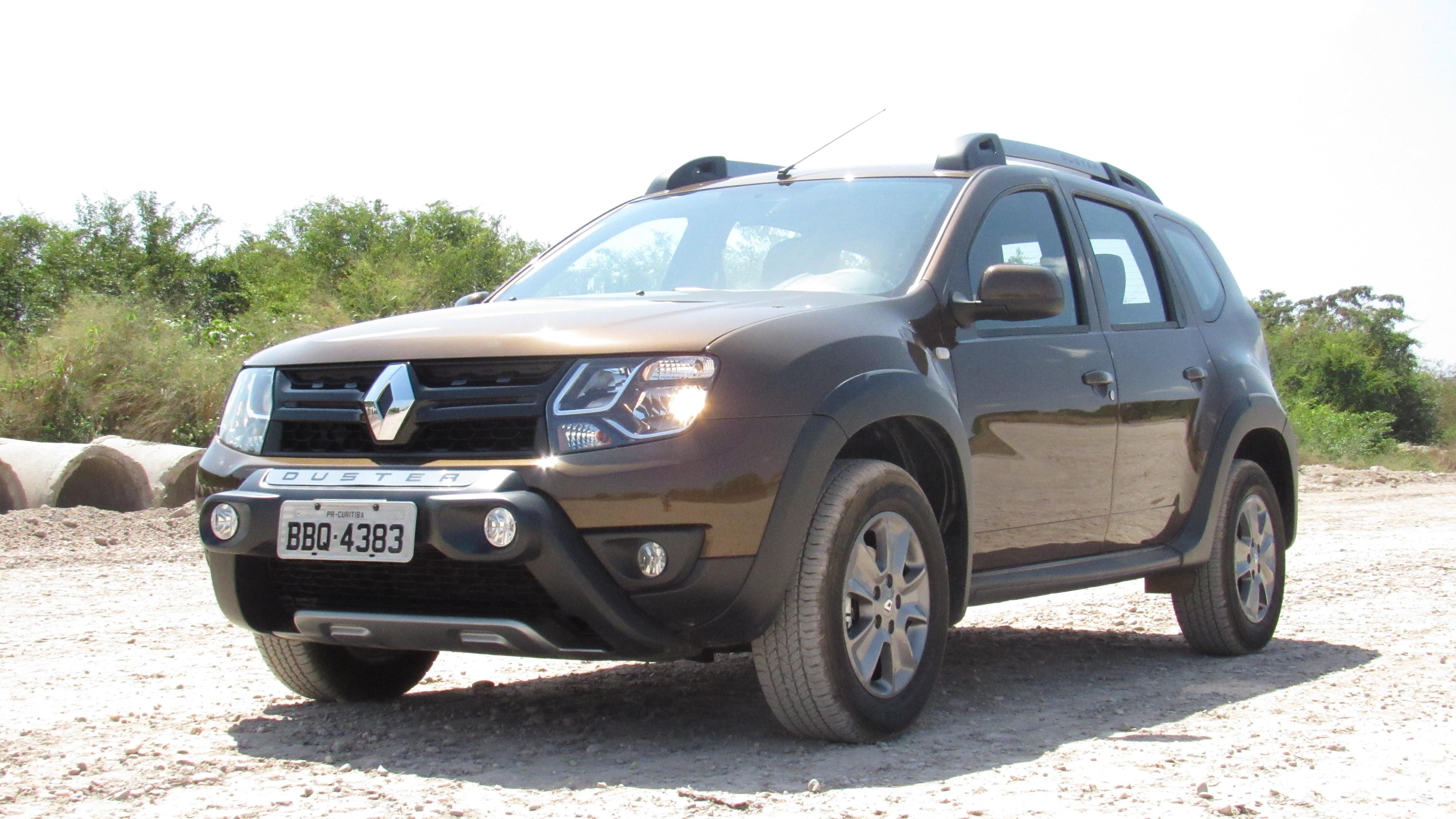 Renault Duster com tração 4×4 alia desenvoltura off-road e comodidade para os ocupantes