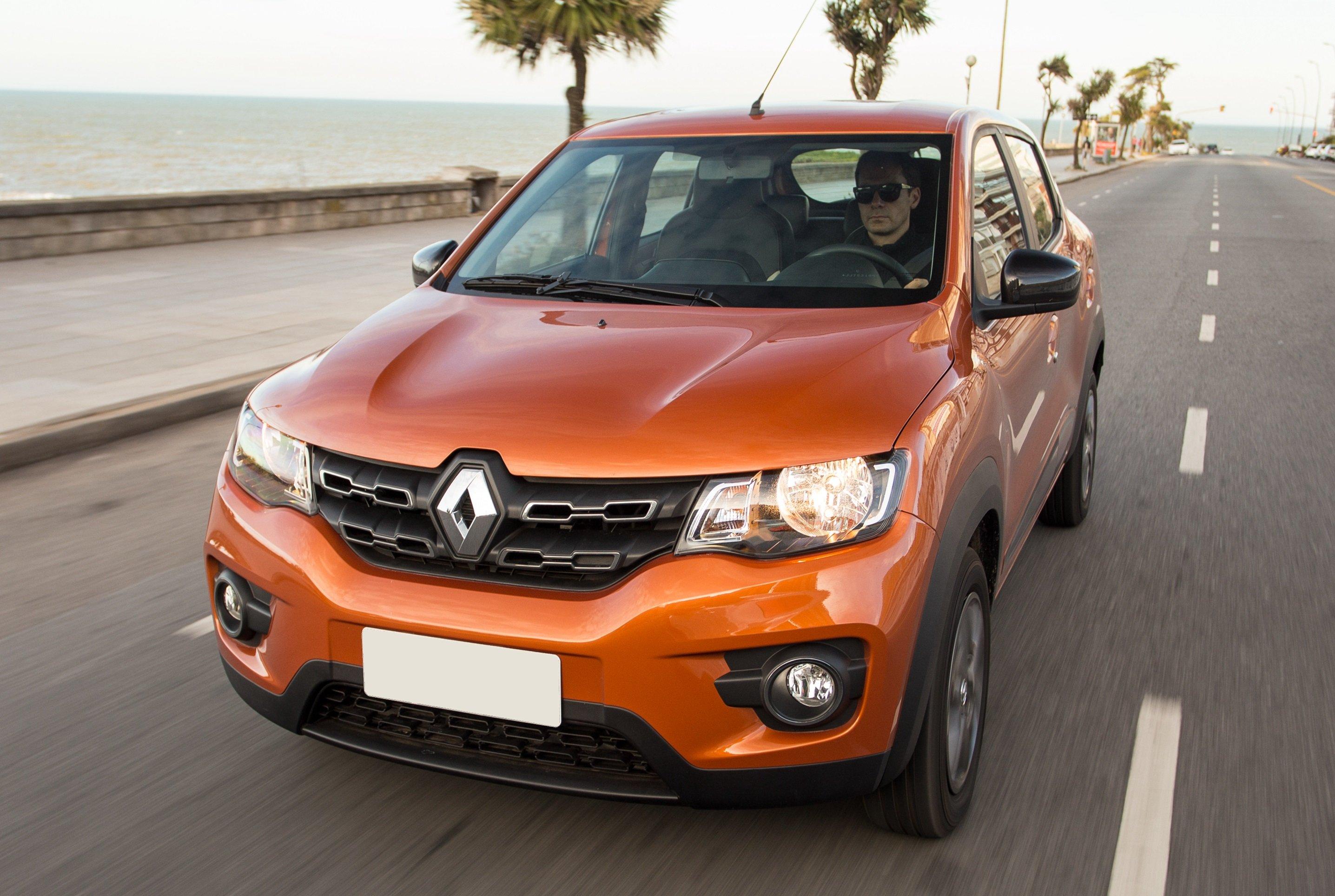 Renault Kwid completa um ano de mercado brasileiro como o líder do seu segmento