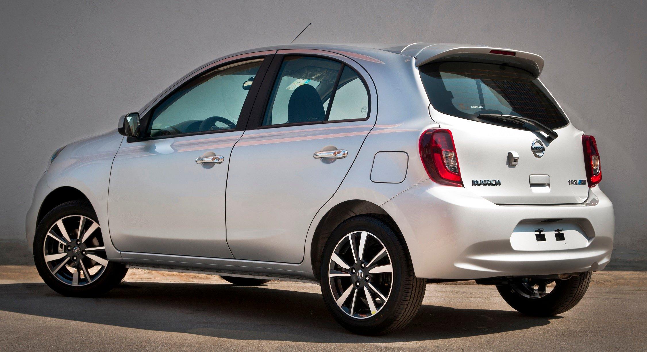 Nissan March Com Cambio Automatico E O Hatch Compacto Que Menos Desvaloriza No Brasil