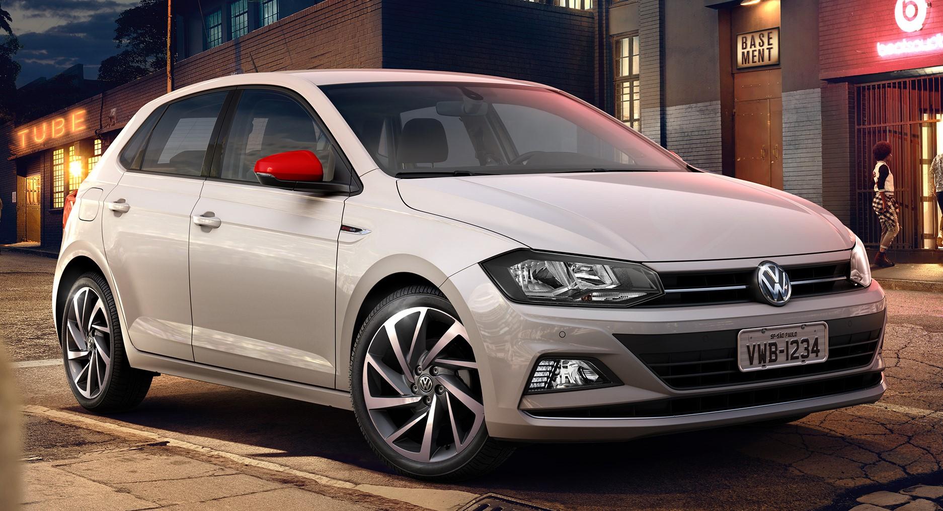 Volkswagen Polo e Virtus 2019 passam a contar com o sistema de som premium da Beats
