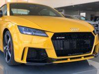 Audi TT RS: esportivo de 400 cavalos, em configuração única no Brasil, chega à Audi Center Teresina
