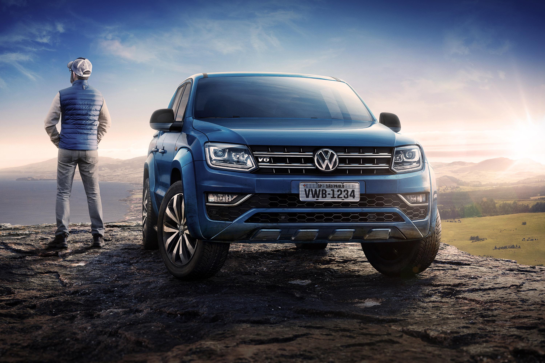 Novo motor 3.0 V6 de 225 cavalos da VW Amarok impulsiona crescimento de 61,7% em vendas