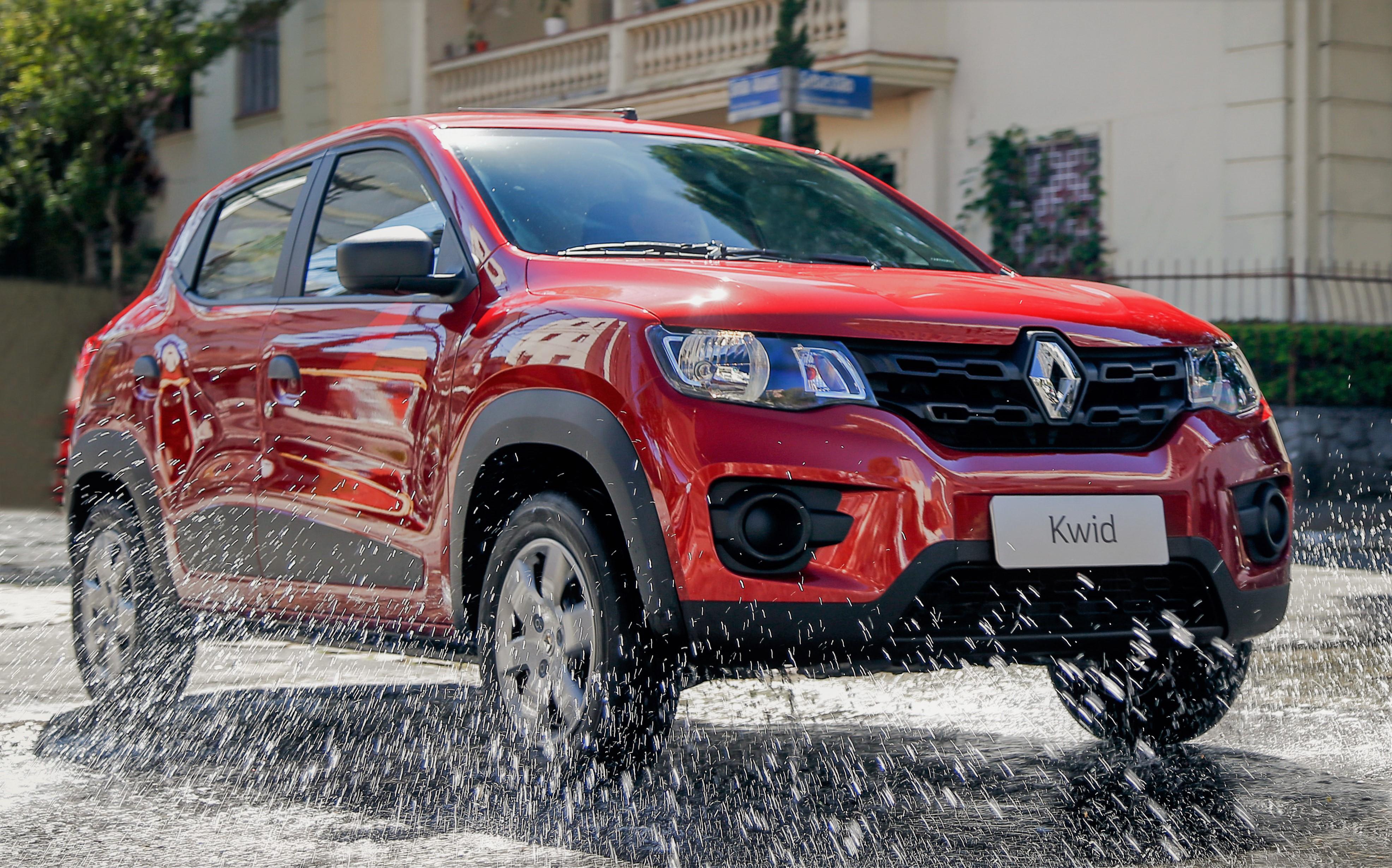 Campeão! Renault Kwid Zen é eleito Melhor Compra do Brasil entre todos os carros até R$ 45 mil