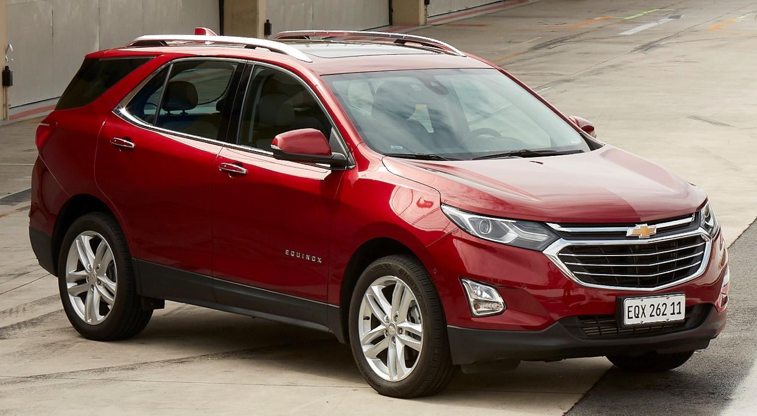 Chevrolet inicia vendas do Equinox com descontos para portadores de necessidades especiais