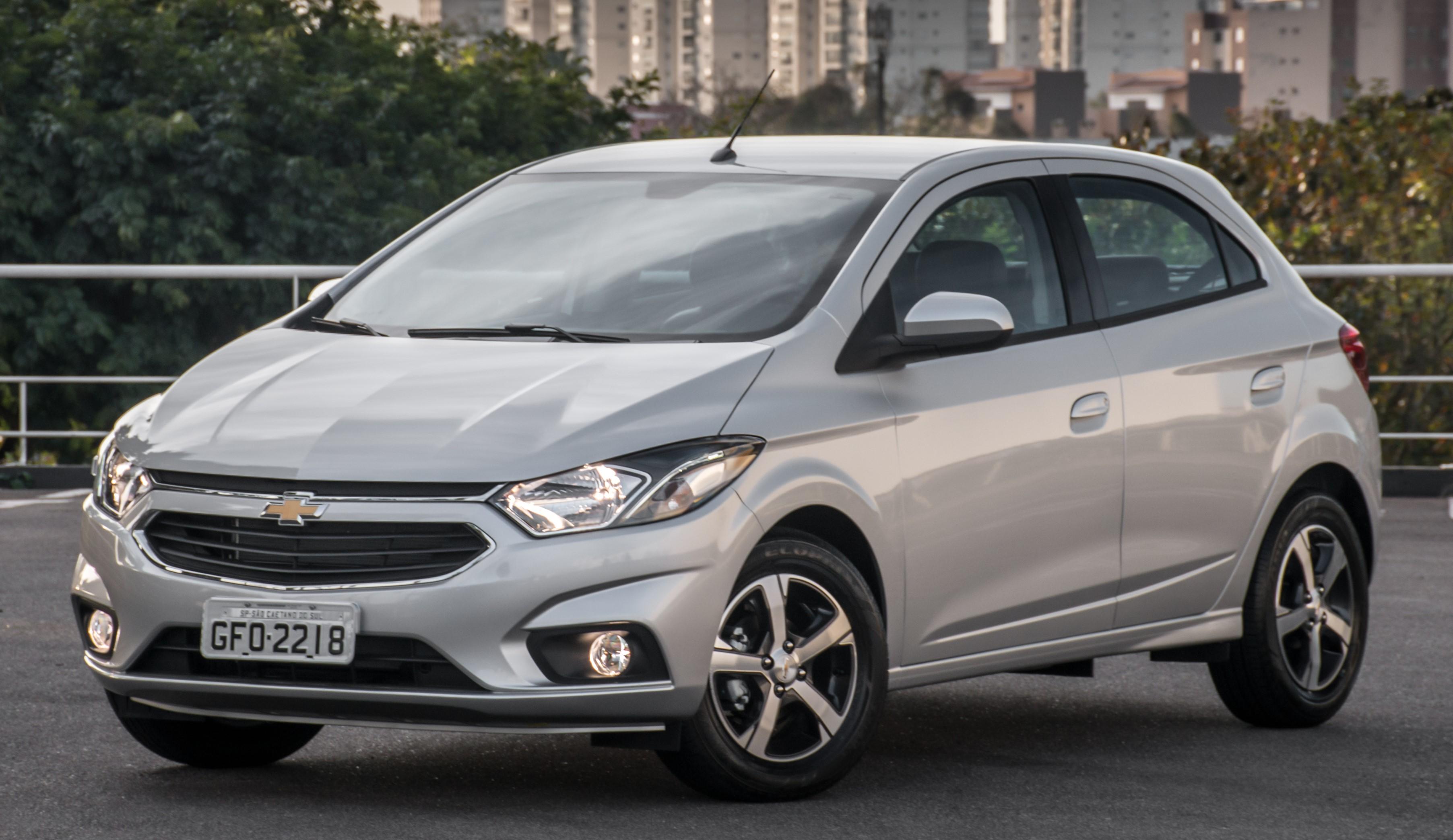 Chevrolet Onix registra recorde de vendas em agosto e completa 3 anos como líder nacional