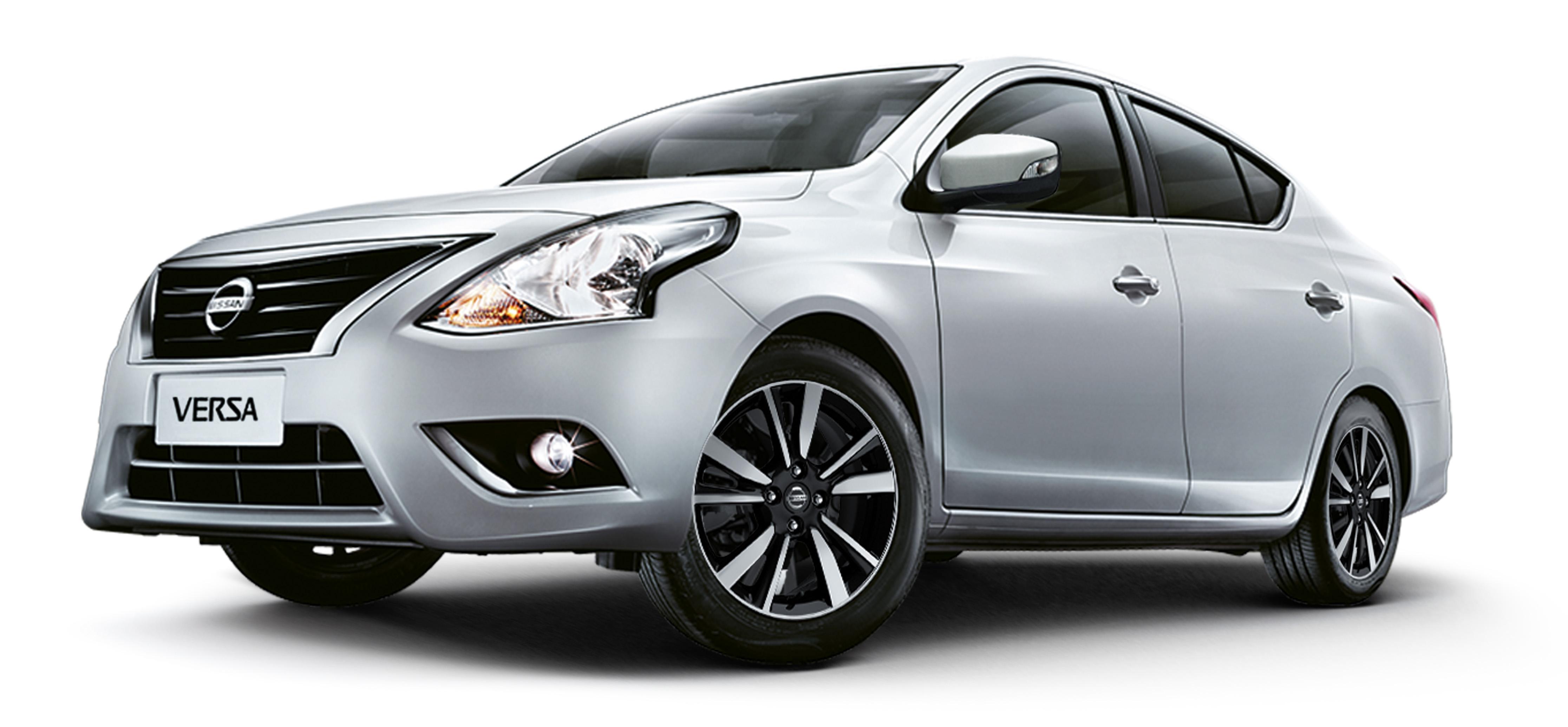 Nissan Versa estreia versão completa e automática com isenções para portadores de necessidades especiais