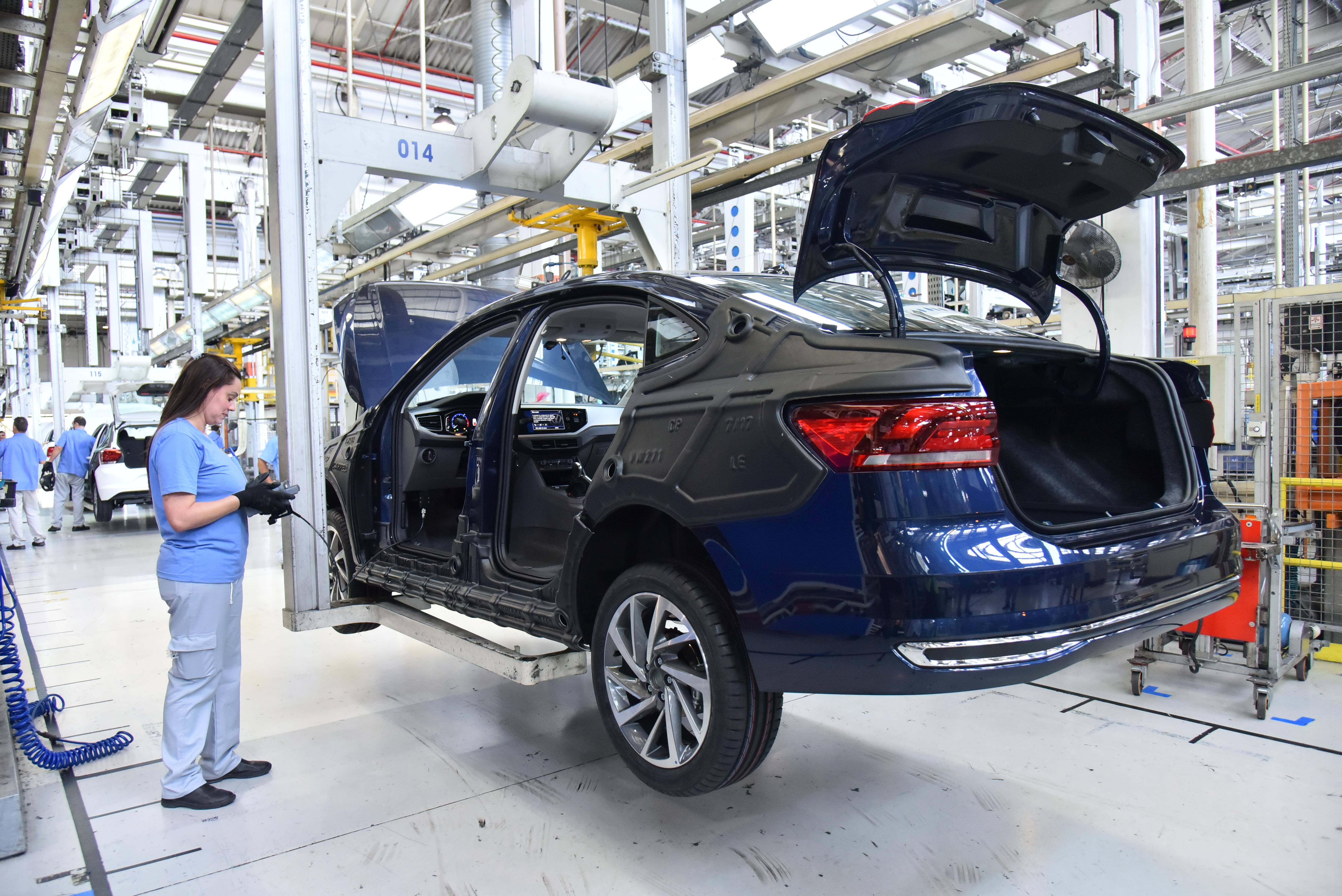 Eficiência no uso da energia: Volkswagen do Brasil recebe certificação internacional