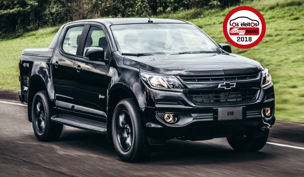 Chevrolet S10 é a picape com os proprietários mais satisfeitos do Brasil, aponta pesquisa