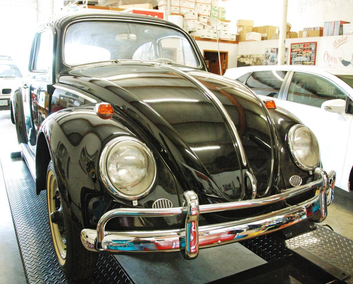 Raridade valorizada: VW Fusca 1964 com apenas 35 km rodados está à venda por US$ 1.000.000