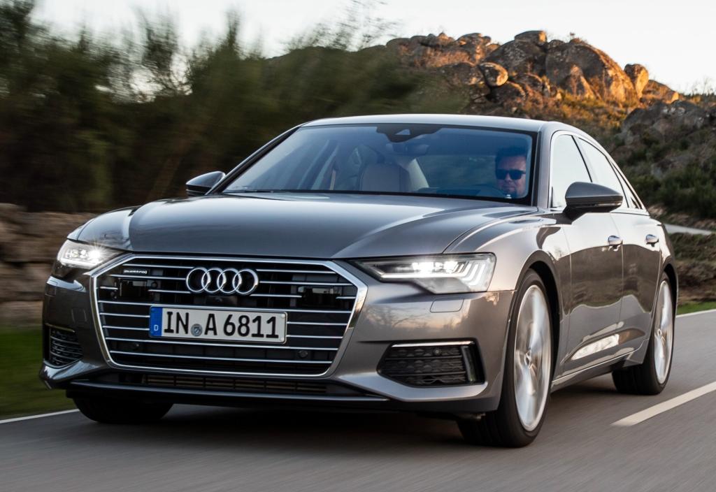 Totalmente novo, Audi A6 será uma das principais atrações do Salão do Automóvel de São Paulo