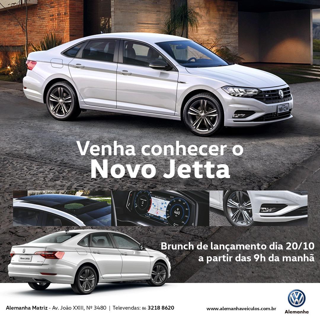 Realize seu Best Drive no novo Volkswagen Jetta e concorra a viagem para Paris com acompanhante!