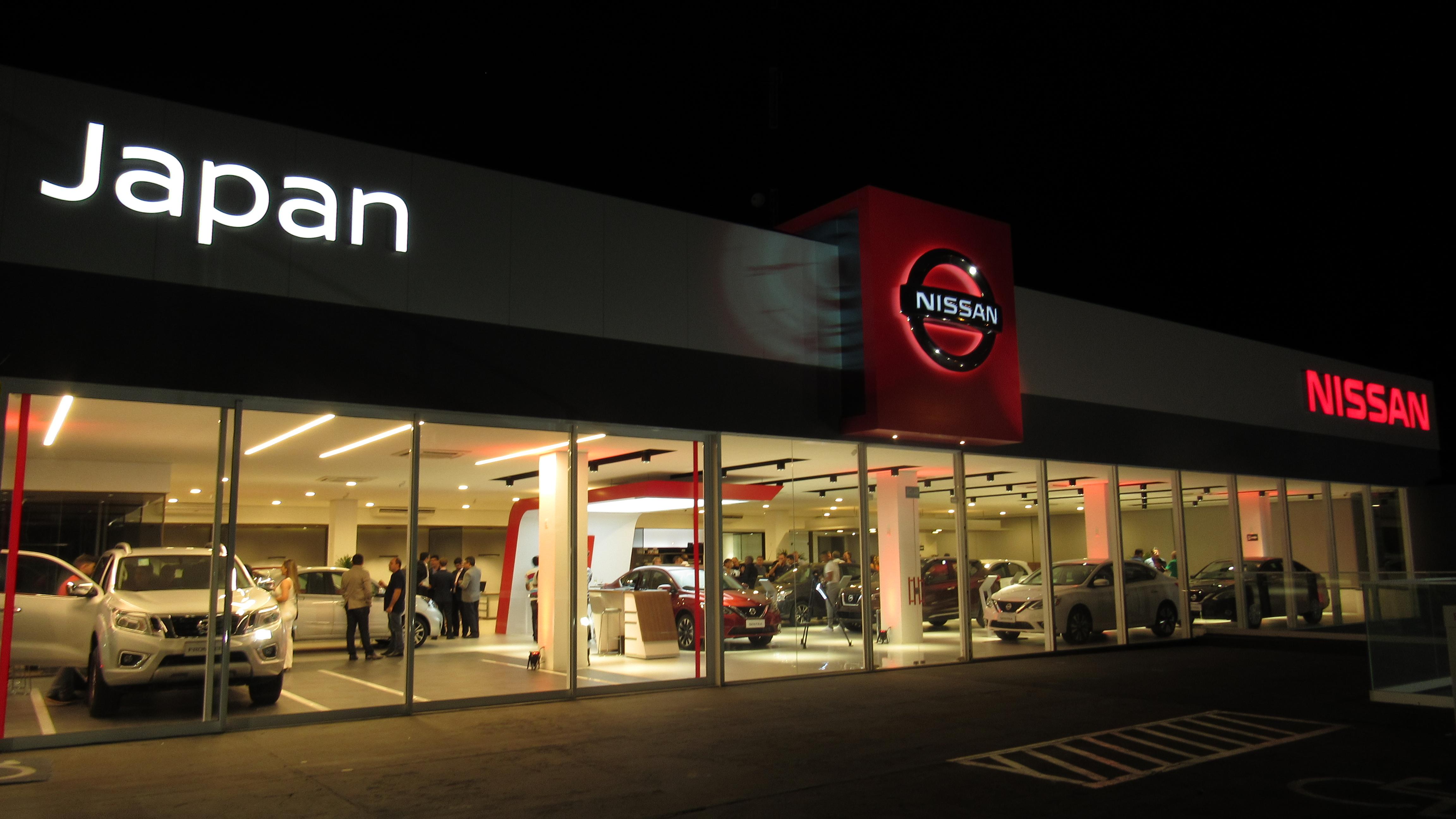 Diretoria da Nissan do Brasil visita novas instalações da Japan Veículos em Teresina: veja fotos!