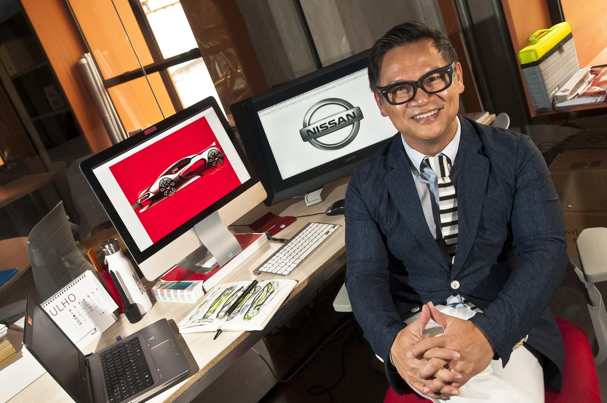 Equipe de design da Nissan no Brasil mostrará sua criatividade no Salão do Automóvel
