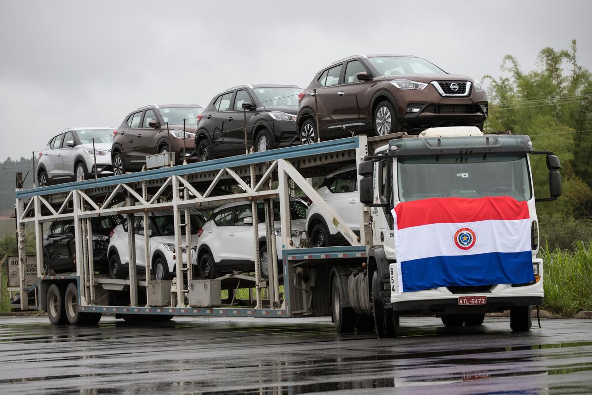 Sucesso no Brasil, Nissan Kicks começa a ser exportado para mais países da América Latina