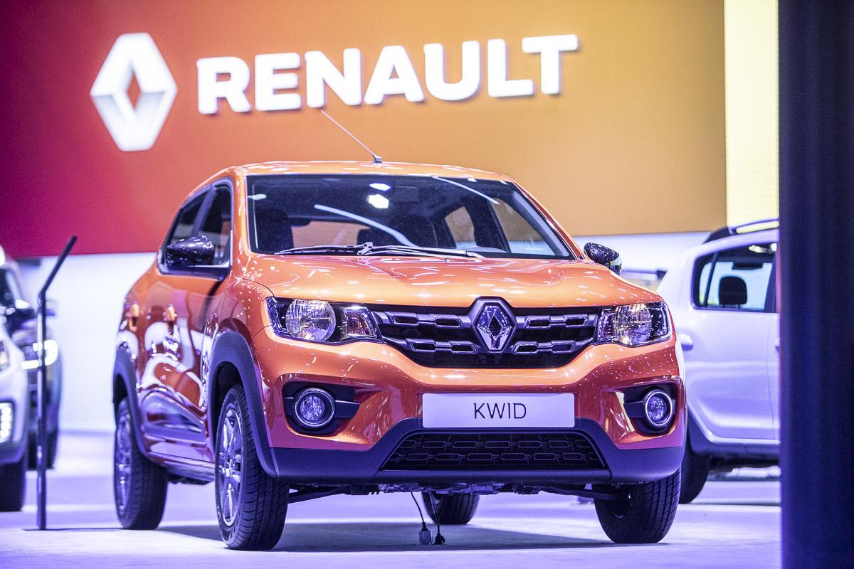 SUV dos compactos, Renault Kwid é campeão do levantamento Maior Valor de Revenda