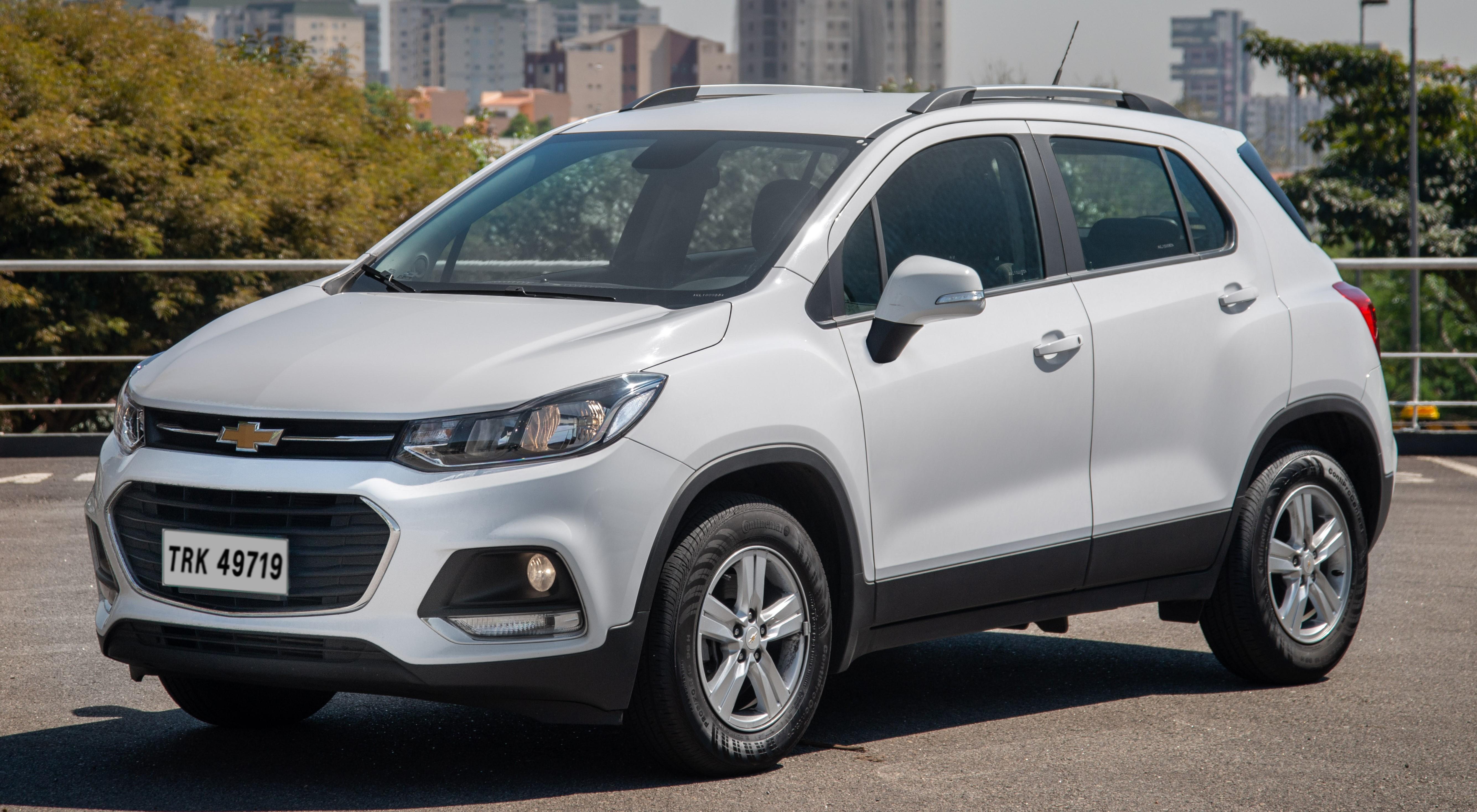 Mais segurança: toda a linha Chevrolet Tracker 2019 traz controles de tração e estabilidade