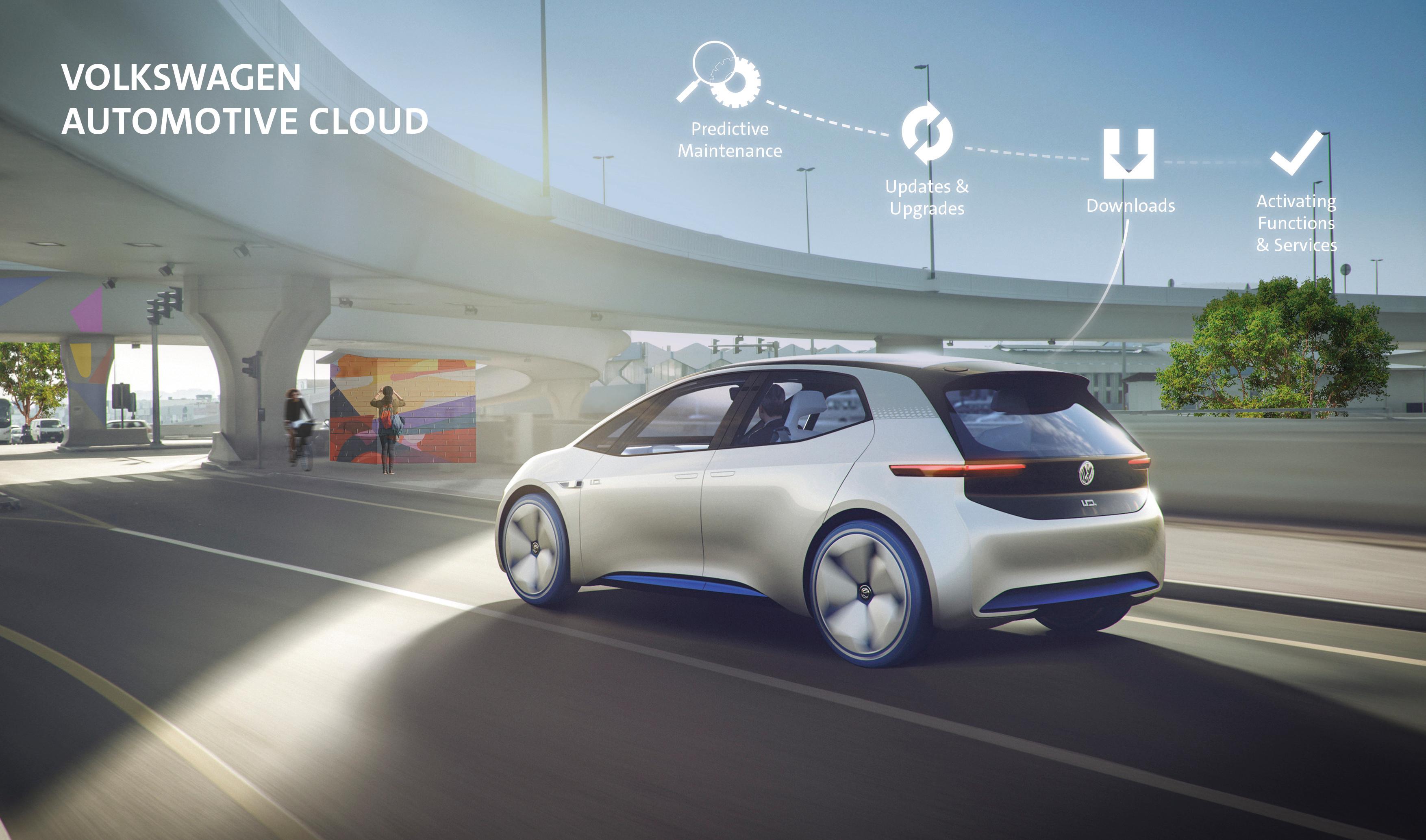 Volkswagen adquire empresa da Volvo e investe 15 bilhões de reais para conectar seus automóveis