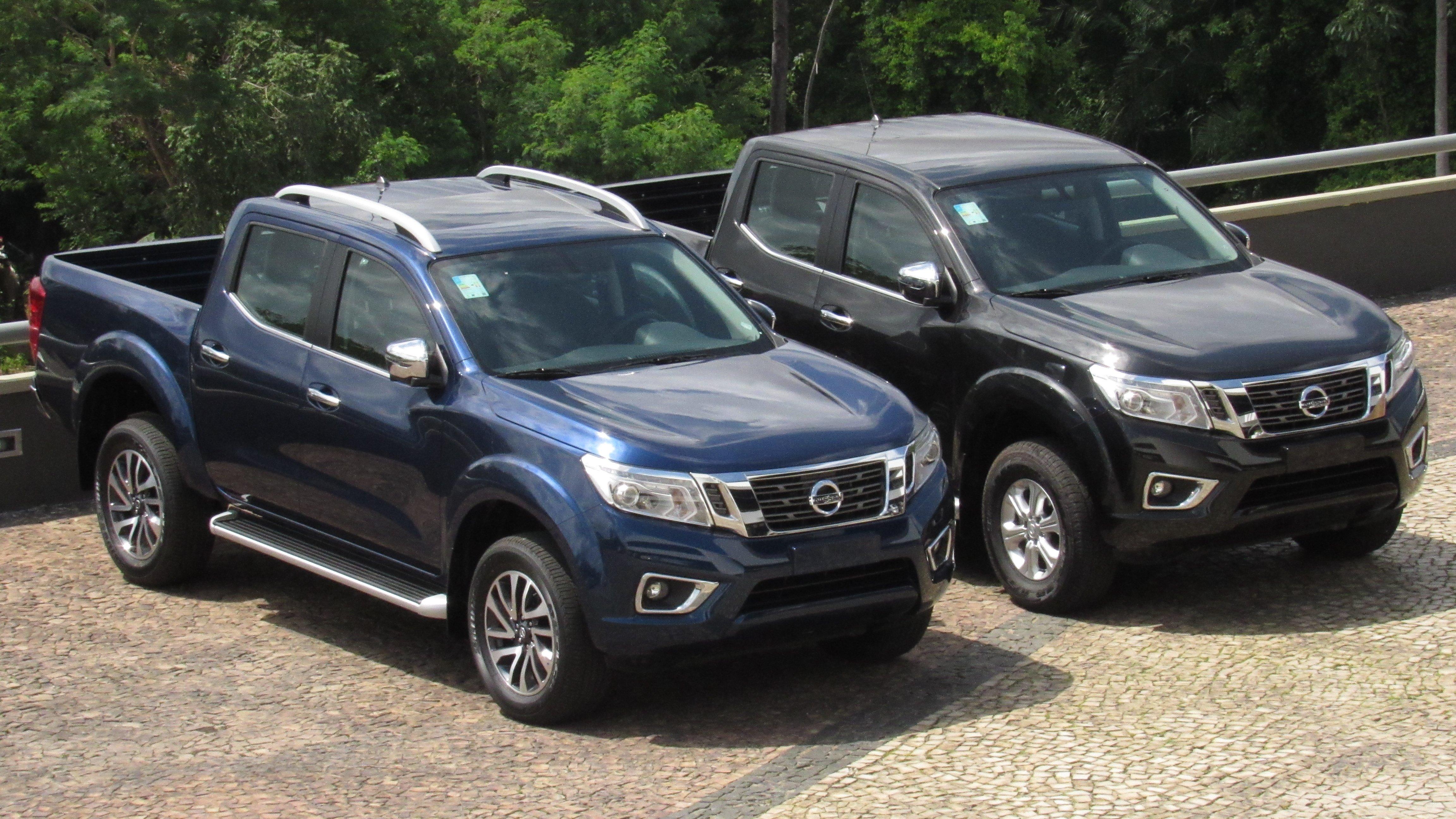 Nova Nissan Frontier 2019 chega com mecânica robusta e ainda mais equipamentos