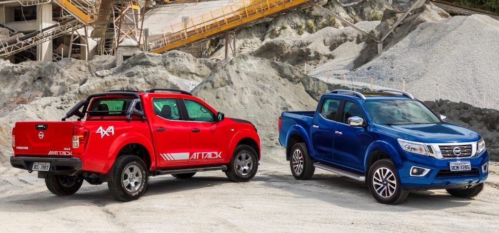 Nissan oferece condições super especiais para você garantir sua Frontier até o fim do mês!