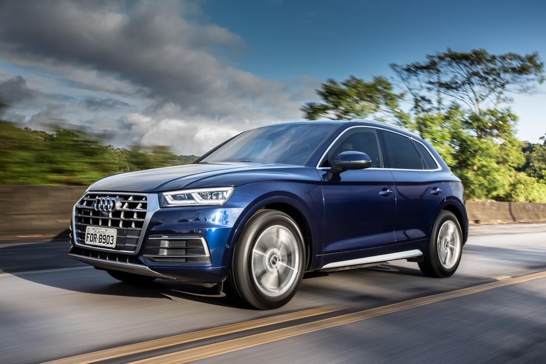 Audi Q5 Security chega ao Brasil com blindagem nível III-A de fábrica e segurança reforçada